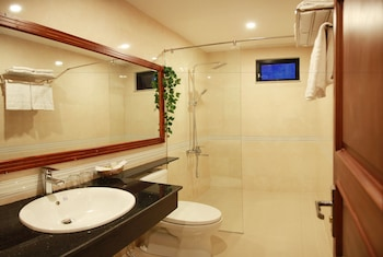 Lavender Danang Hotel - Bathroom  - #0