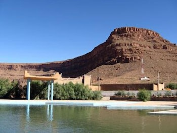 Kasbah Hotel Camping Jurassique - Outdoor Pool  - #0