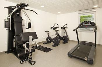 Séjours & Affaires Paris Bagneux - Fitness Facility  - #0