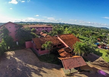 Sesc Bonito - Aerial View  - #0