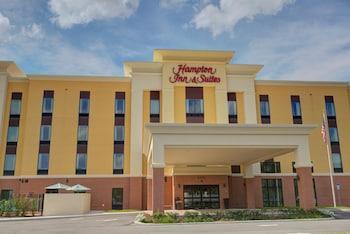 帕灣布希公園區域歡朋套房飯店 Hampton Inn & Suites Tampa Busch Gardens Area