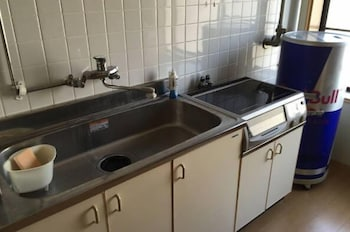 Toolate Guesthouse Toyama - In-Room Kitchen  - #0