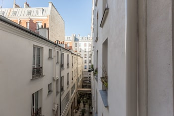 Apartment WS Menilmontant - Belleville - Courtyard View  - #0