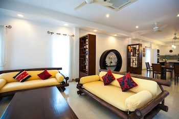 Shanti Villa by Jetta - Living Area  - #0