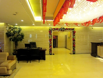 Railway Station Hotel Commercial - Lobby Sitting Area  - #0