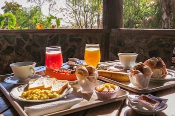 樹林山林小屋飯店 Chalé do Bosque