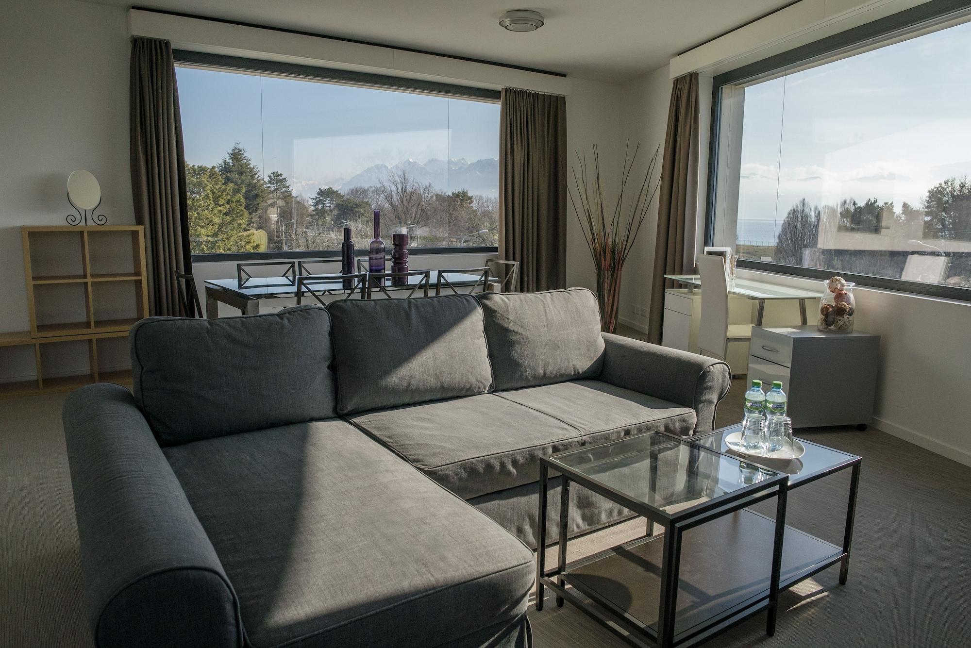 Appart'Hotel 46a, Lausanne