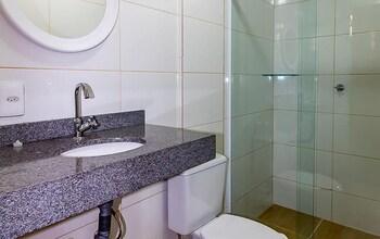 Hotel Maria Luiza - Bathroom  - #0