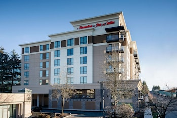 西雅圖北門希爾頓歡朋套房飯店 Hampton Inn & Suites by Hilton Seattle/Northgate