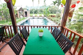 Lama Villa Hoi An - Breakfast Area  - #0