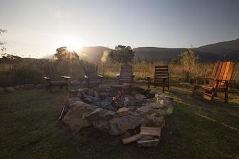 A Log Home at Buffalo Creek - BBQ/Picnic Area  - #0