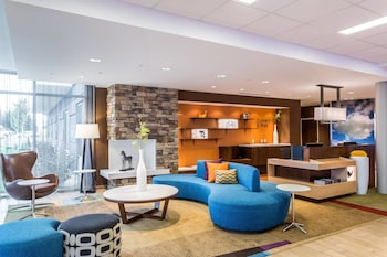 布特萬豪套房費爾菲爾德飯店 Fairfield Inn & Suites by Marriott Butte