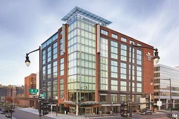 華盛頓哥倫比亞特區國會大廈-海軍工廠希爾頓欣庭飯店 Homewood Suites by Hilton Washington DC Capitol-Navy Yard