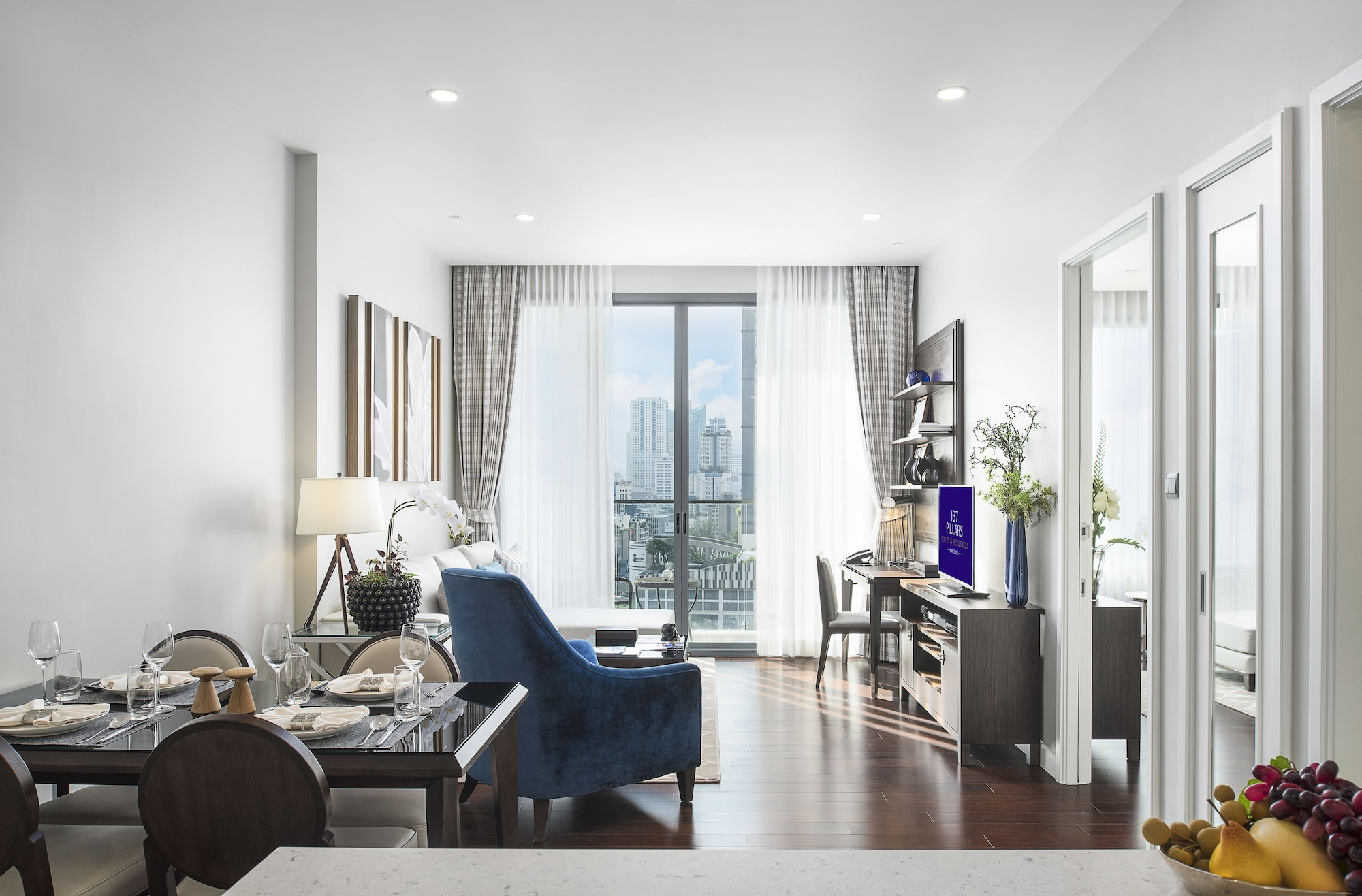The Pillars Executive One Bedroom Residences