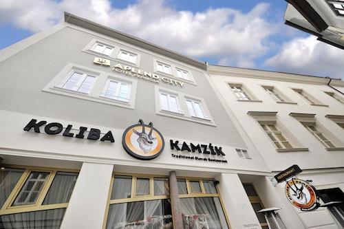APLEND CITY Hotel Perugia, Bratislava I
