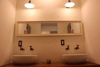 IGLOO Dorm & Breakfast - Hostel - Bathroom  - #0