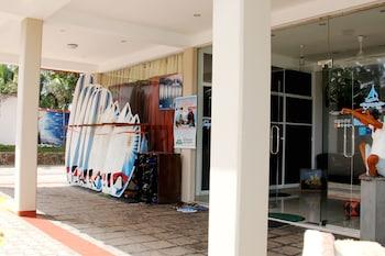 New Bay View Villa - Hotel Entrance  - #0