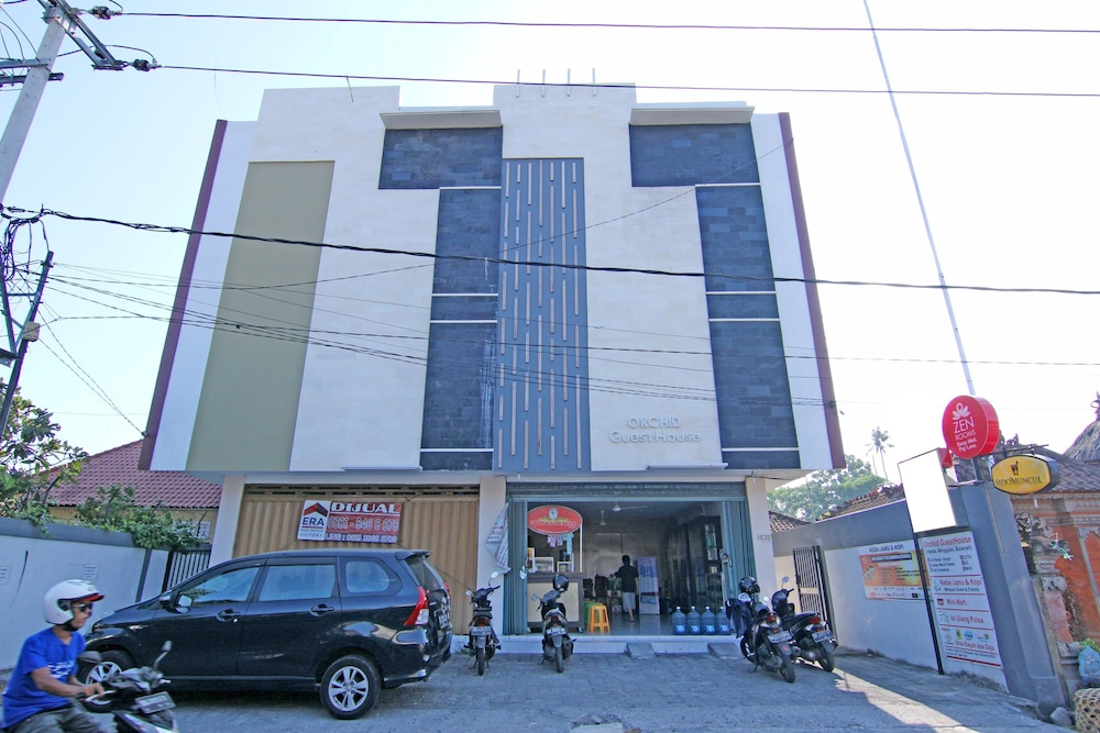 ZEN Rooms Raya Gelogor Carik Denpasar