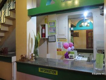 VILLA ALZHUN TOURIST INN AND RESTAURANT Reception