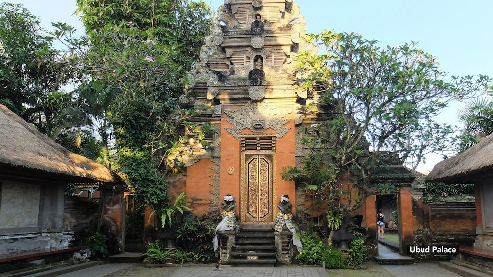 ZEN Rooms Ubud Pengosekan Premasanti
