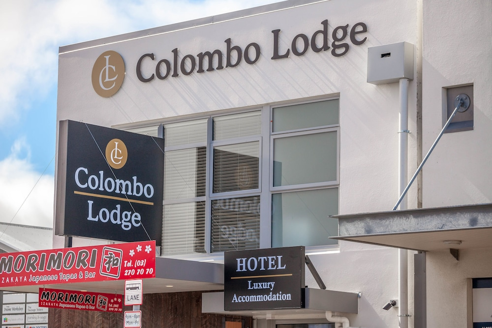 Colombo Lodge Christchurch