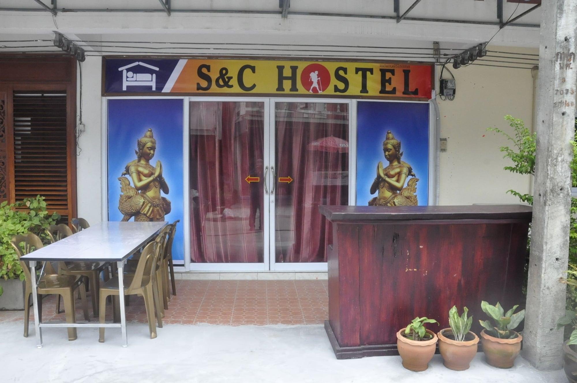 S&C Hostel, Ko Phangan