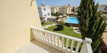 Oceanview Luxury Villa 040 - Balcony  - #0
