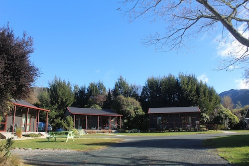 . The Barn Cabins & Camping