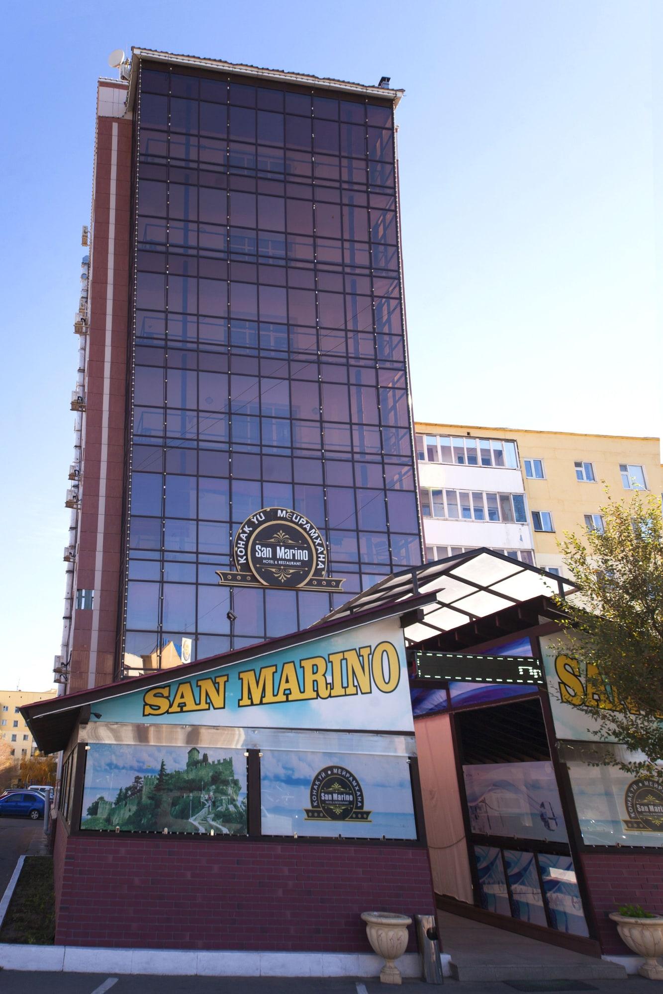 Hotel San Marino, Tselinogradskiy
