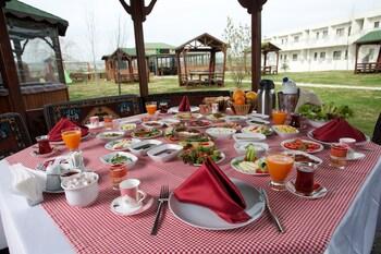 Hotel Garden Silivri - Outdoor Dining  - #0