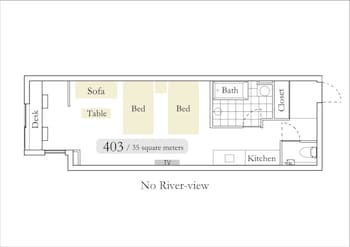 AOI HOTEL KYOTO Floor plan