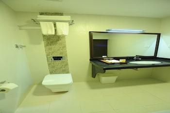 Ghangri Boutique Hotel - Bathroom  - #0