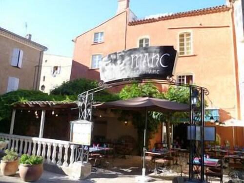 Hôtel Restaurant Le Saint Marc, Var