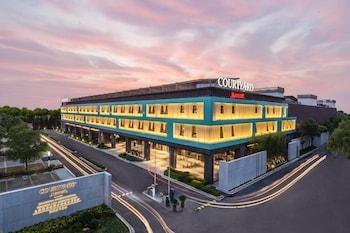 コートヤード上海インターナショナル・ツーリズム・リゾート・ゾーン