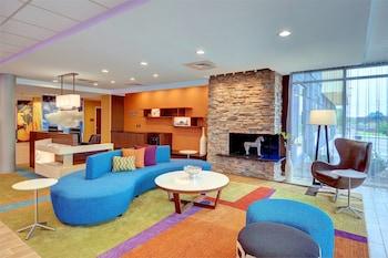 納什維爾大都會中心蒙費爾菲爾德套房飯店 Fairfield Inn & Suites Nashville MetroCenter