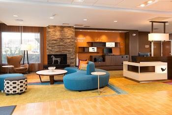 薩克拉門托佛森萬豪套房費爾菲爾德飯店 Fairfield Inn & Suites by Marriott Sacramento Folsom