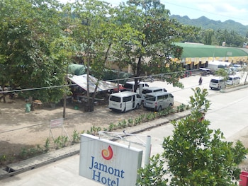 JAMONT HOTEL View from Property