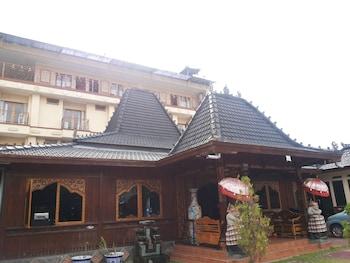 Hotel Puri Mimi - Courtyard  - #0