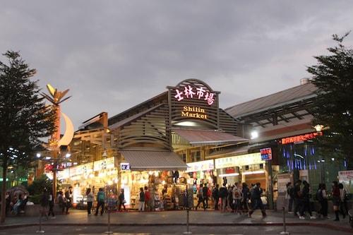Uinn Business Hotel - Taipei Shilin, Taipei