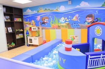 Uinn Business Hotel - Taipei Shilin - Childrens Play Area - Indoor  - #0