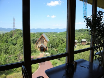 Matsue Forest Park - View from Hotel  - #0