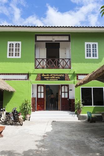 Moon's House Hotel (Former Sieng Khaen Laos Guesthouse), Louangphrabang