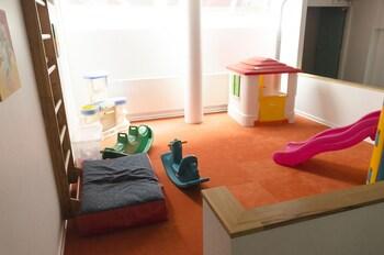 Fanøbad Overnatning - Childrens Play Area - Indoor  - #0