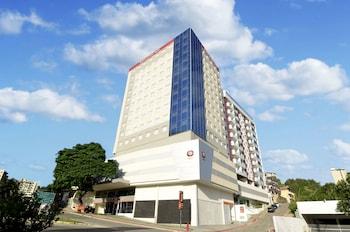 布里斯托簡單卡舒埃魯飯店 Bristol Easy Hotel - Cachoeiro