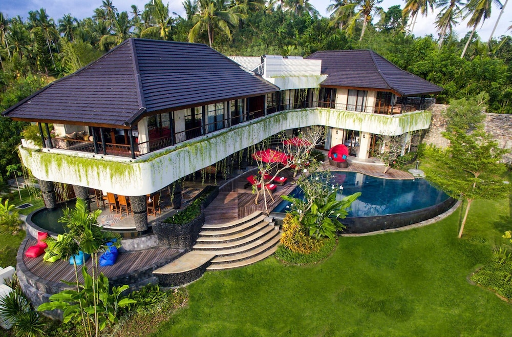 Villa Delmara At Balian Beach