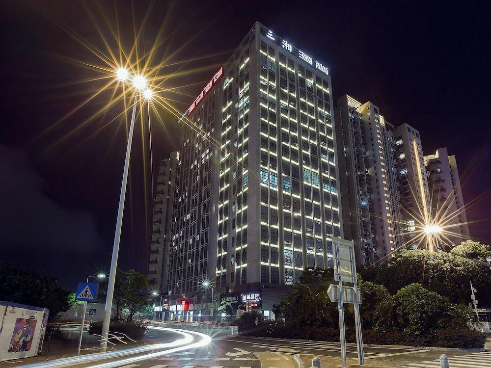 ヒソア ホテル深セン (深圳海尚酒店)