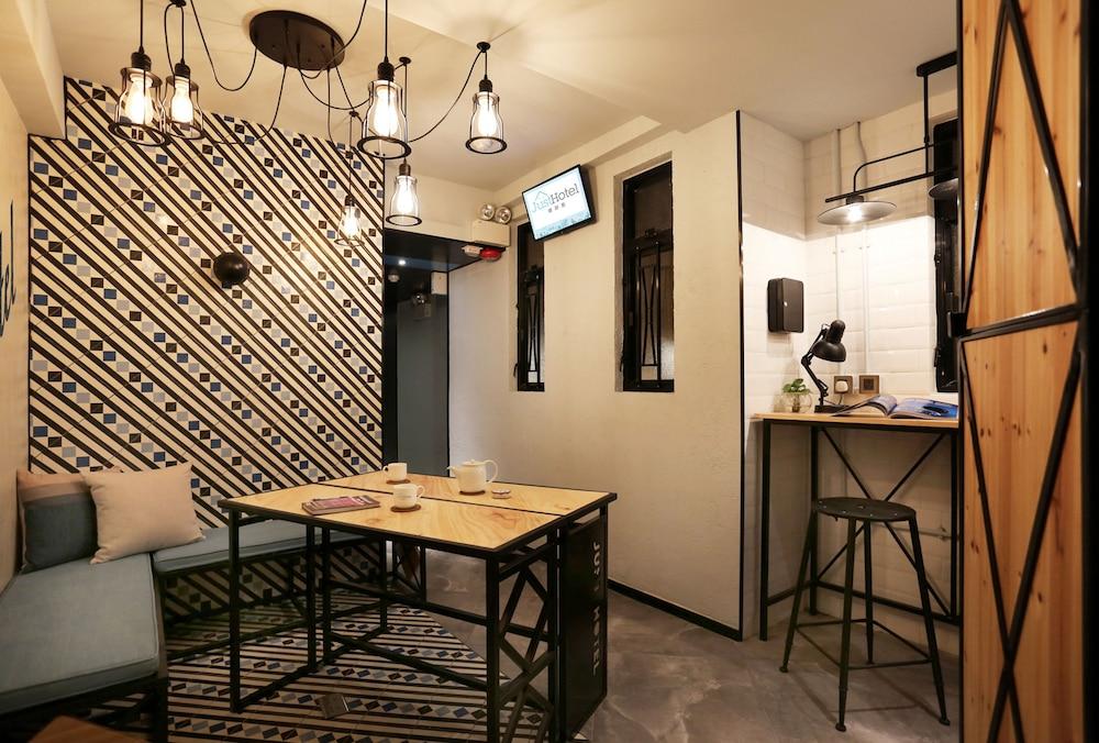 ジャスト ホテル ジョーダン (捷舒旅 - 香港佐敦店)
