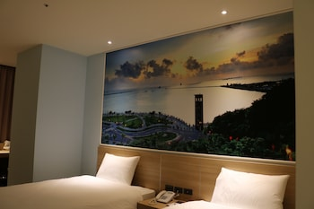 Chii Lih Hotel - Kaohsiung Love River - Guestroom  - #0