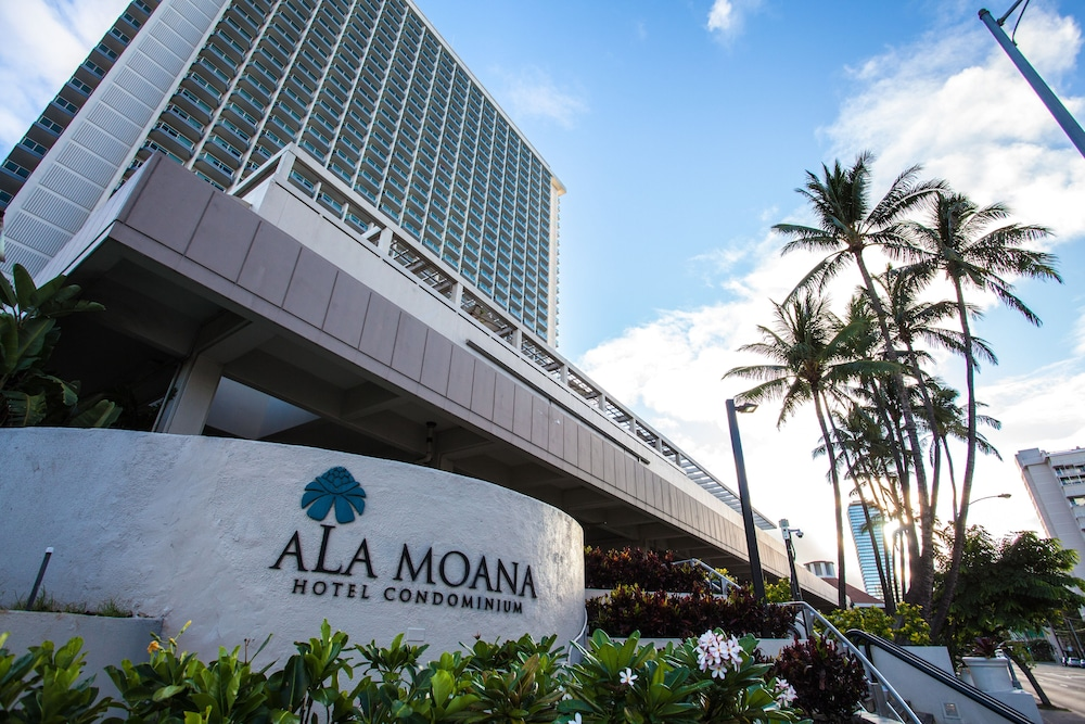 Ala Moana Hotel Honolulu Hi 410 Atkinson 96814