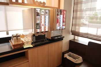 HOTEL JAL CITY HANEDA TOKYO WEST WING Coffee Service